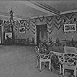 historical antler furnishings
