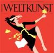 artfour antler furniture published in Weltkunst article