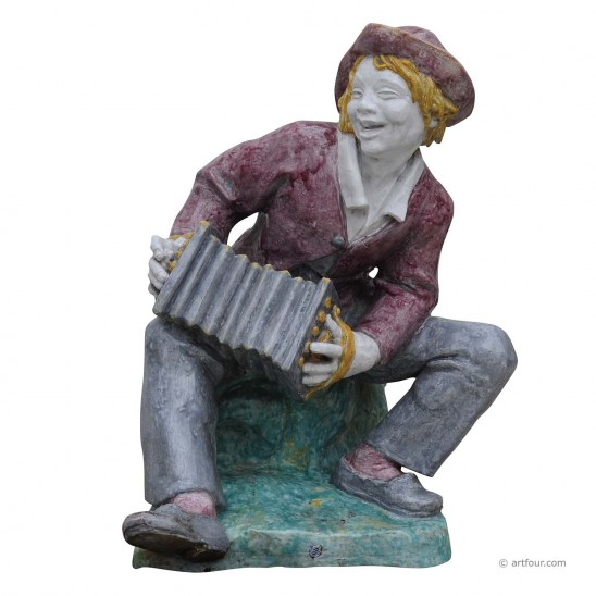 garden accessoires with artfour Wackerle sculptures