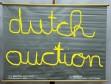 dutch auction of artfour´s top deal