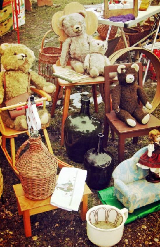 famous antique markets in germany - Keferloh